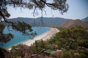 Bahar ayları Antalya