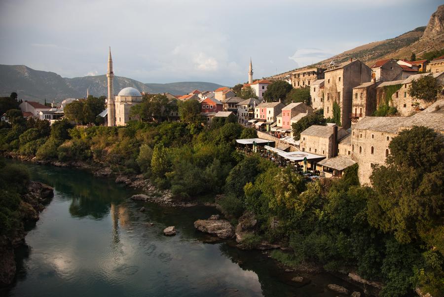 Mostar Köprüsü, Bosna-Hersek