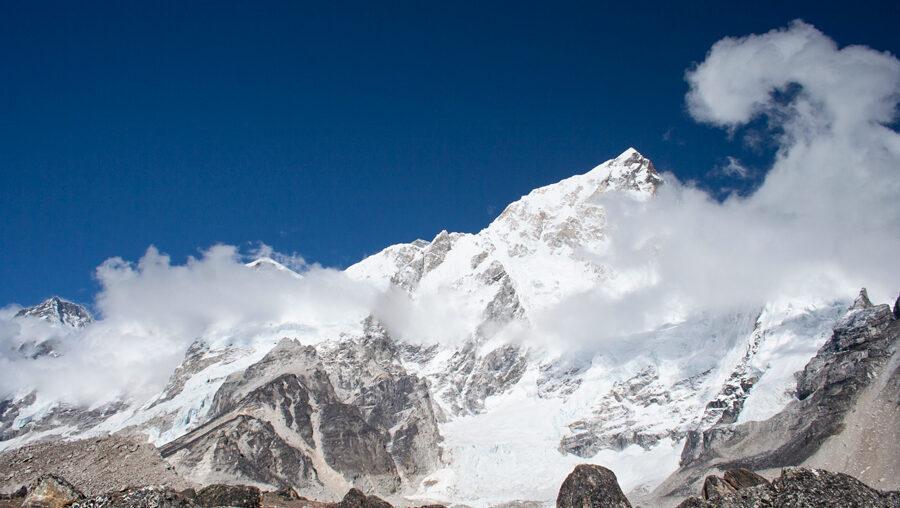 Everest Base Camp yürüyüşü