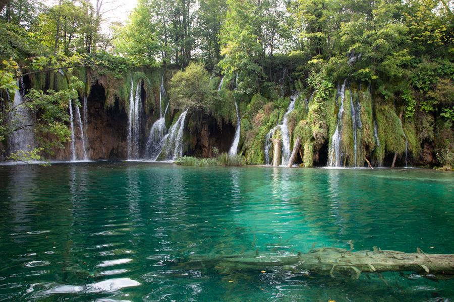 Plitvice Gölleri, Hırvatistan