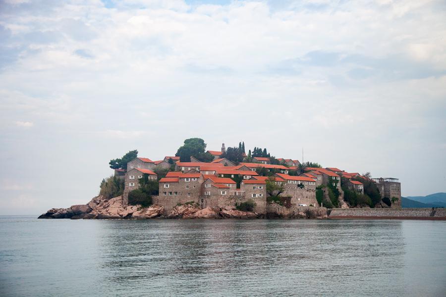 Sveti Stefan, Karadağ
