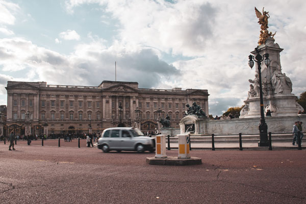 Londra gezi rotası