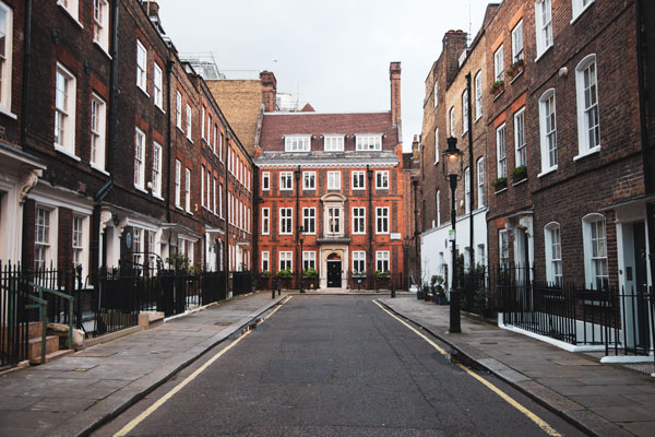 Westminster Abbey'in Arka Sokakları