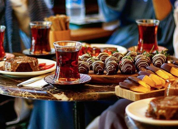 İstanbul'un en iyi çikolatacıları