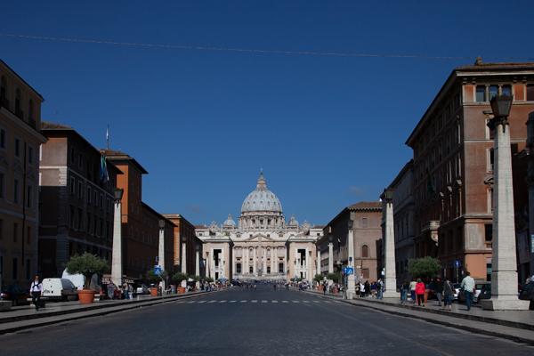 Roma'da yapılacak aktiviteler: St Peter's Bazilikası