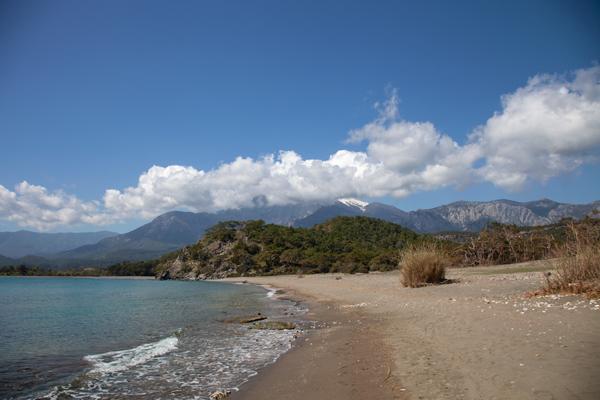 Antalya gezilecek yerler - Phaselis