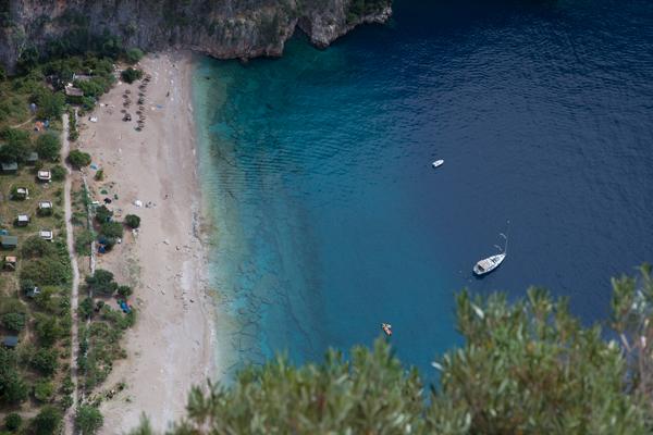 Türkiye'nin en güzel kamp alanları