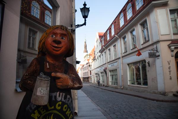 Tallinn gezilecek yerler