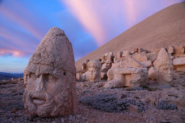 Nemrut Dağı - Fotoğraf: Cumhur Yetmez