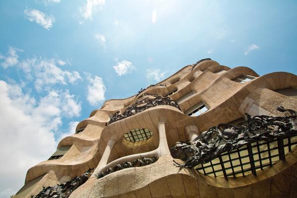 La Pedrera, Barselona (Fotoğraf:   Tyler Tendy, Pixabay)