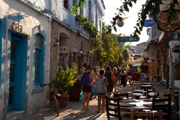 İzmir gezi rotası