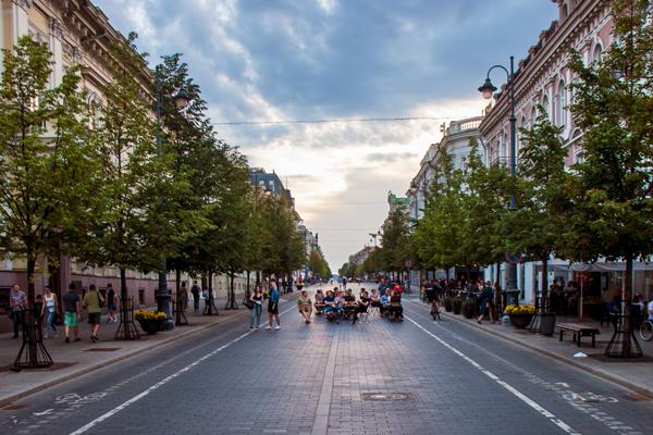 Vilnius gezi rehberi