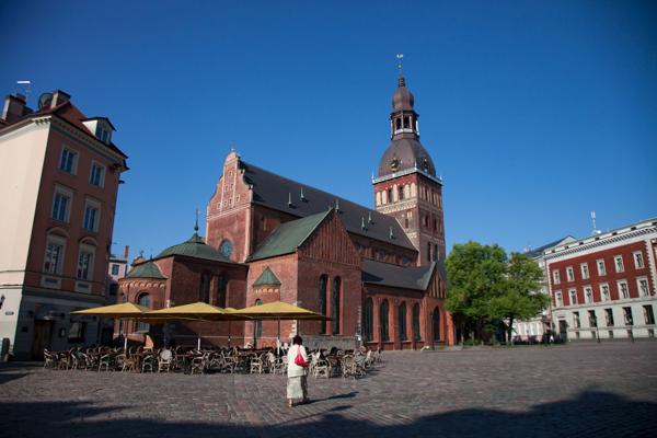 Riga gezilecek yeler - Dome Katedrali
