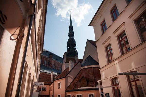 Riga gezilecek yerler