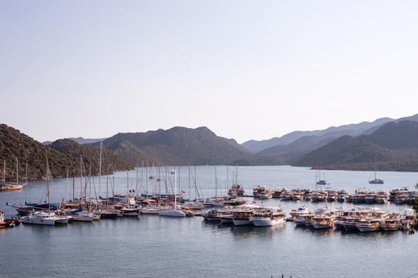 Antalya gezilecek yerler - Üçağız