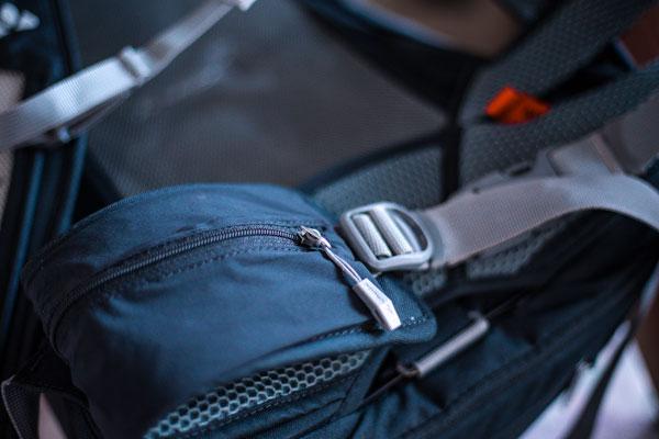Yürüyüş için sırt çantası seçimi