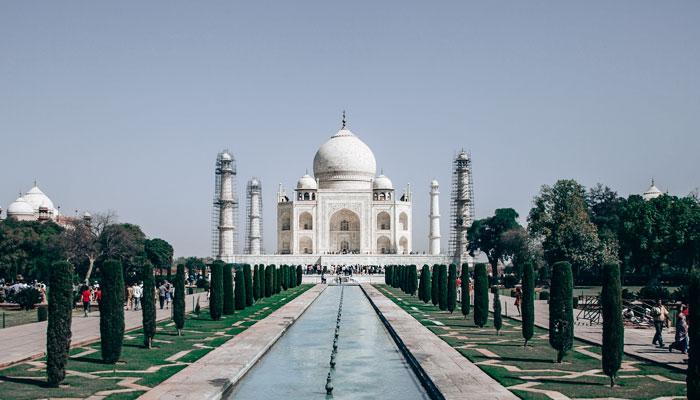 Tac Mahal hikaye