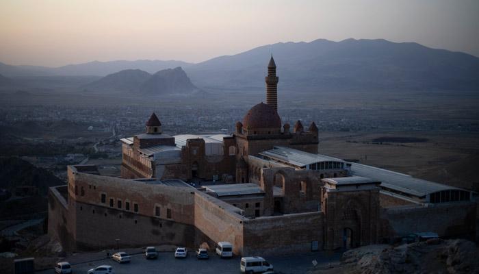 İshak Paşa Sarayı'na nasıl gidilir