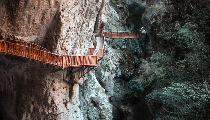 Kastamonu kanyonları