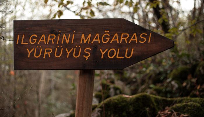 Kastamonu kanyonları Ilgarini