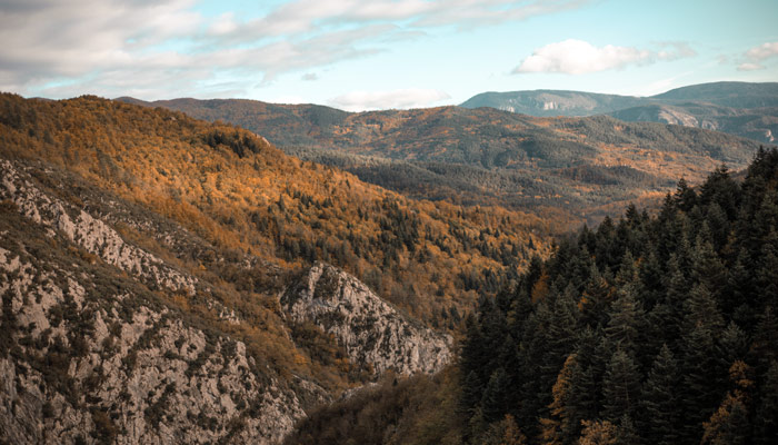 Kastamonu kanyonları  Valla Kanyonu