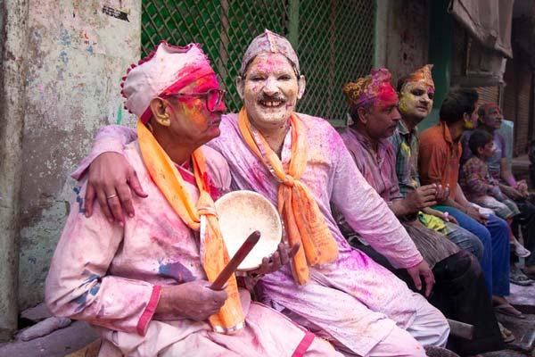 Holi Kutlamaları, Mathura