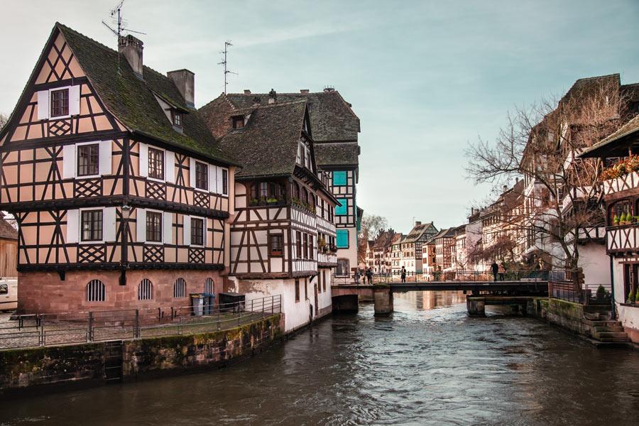 Strazburg gezilecek yerler