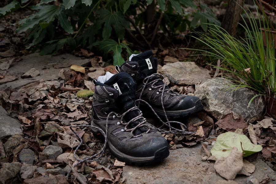 Yürüyüş ayakkabısı seçimi