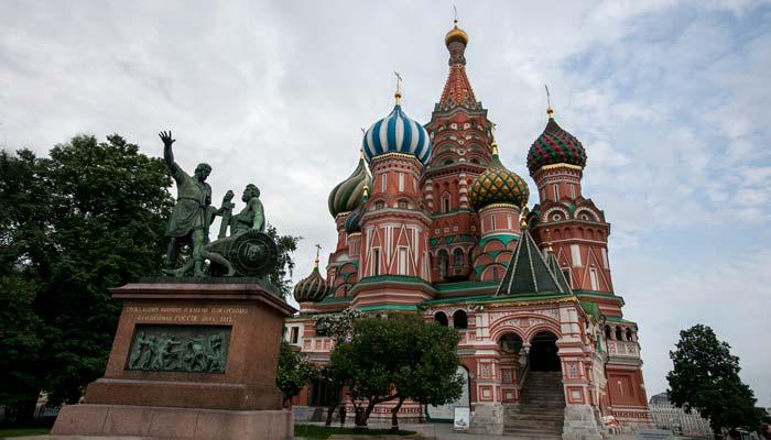 Moskova gezi rehberi