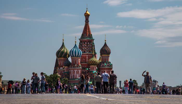 Moskova'da 48 saat
