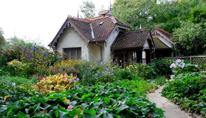 İngiliz bahçesi